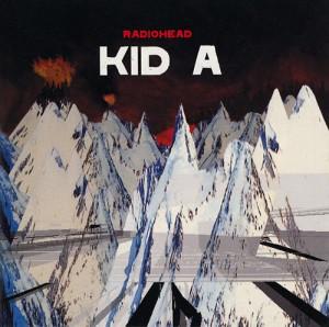 "Radiohead: ""Kid A"" (2000)."